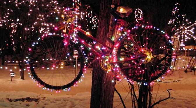 Butikken er lukket mellem jul og nytår