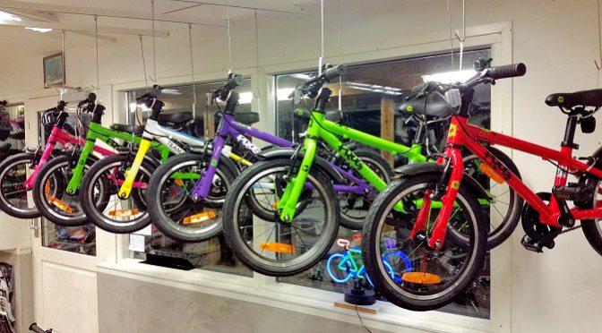 Frog Bikes: Verdens bedste børnecykel