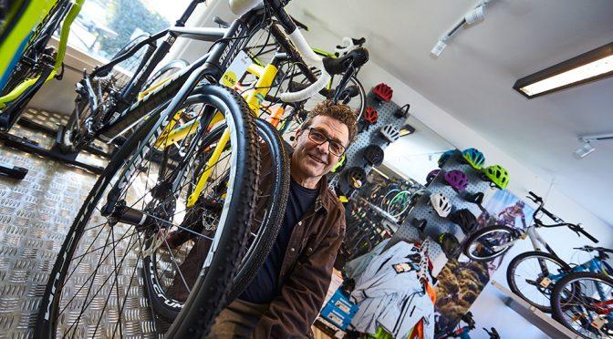 Læst i Ballerup Bladet: Pedalkraft i Hareskoven