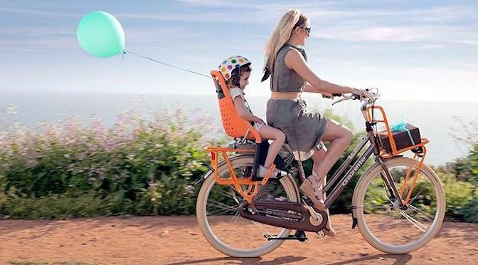 Sikker cykling for dig og dit barn
