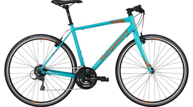 Se de nye 2017-cykler fra Scott, Bergamont og Stevens